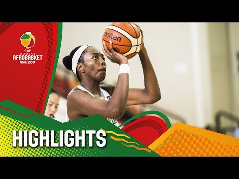 Senegal v Mozambique - Highlights - FIBA Women
