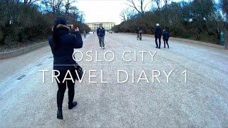 OSLO CITY TRAVEL DIARY