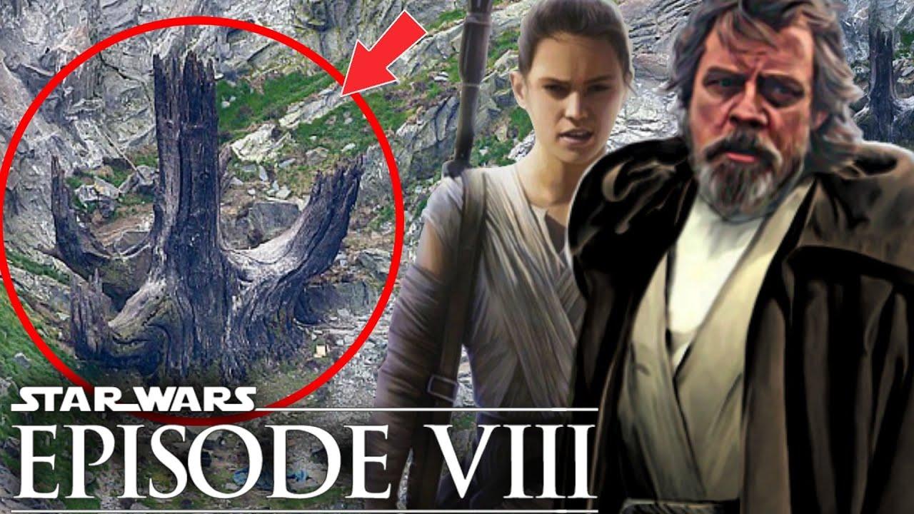 star wars episode 8 huge set photos leaked spoilers