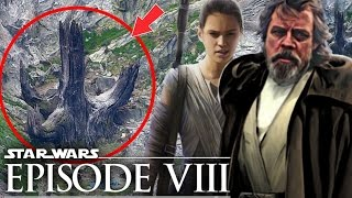 Star Wars Episode 8 Huge Set Photos Leaked (SPOILERS)(In this video we discuss some new set pictures from Star Wars episode 8 that reveal what seems to be a force tree. What significance will this tree have in Star ..., 2016-05-01T14:01:14.000Z)