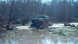 Ford shows Chevy how to Mud!