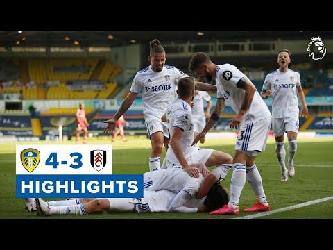 Highlights | Leeds United 4-3 Fulham | 2020/21 Premier League