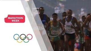 1996 Atlanta Olympic Marathon | Marathon Week