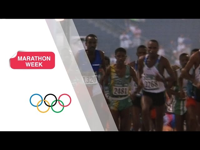 1996 Atlanta Olympic Marathon | Marathon Week
