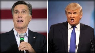 MITT ROMNEY BREAKS SILENCE WITH PUBLIC MESSAGE FOR TRUMP THAT PISSED HIM OFF TO NO END