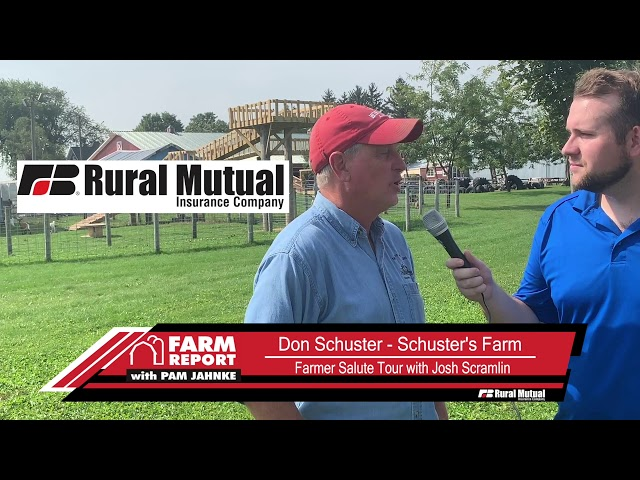 Thank a Farmer: Don Schuster of Schuster's Farms