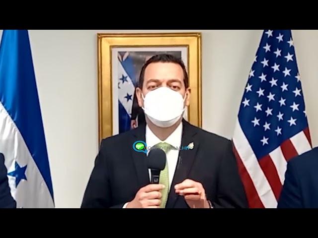 Coordinador General del Gobierno de Honduras asegura que habrá varias mesas de diálogo con EEUU