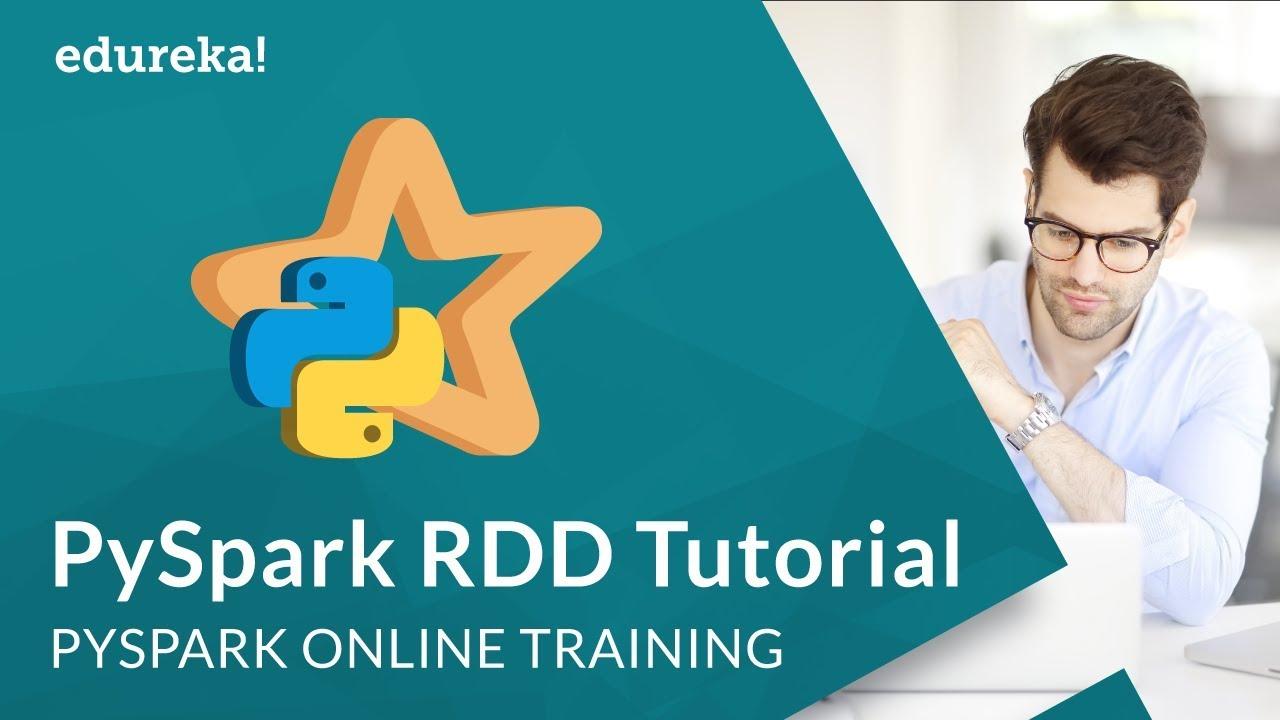 PySpark RDD Tutorial | PySpark Tutorial for Beginners | PySpark Online  Training | Edureka