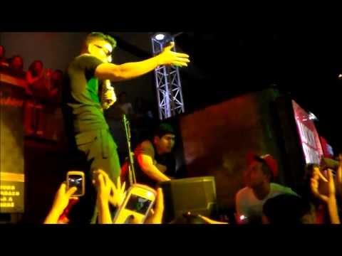 "MALUMA ""PASARLA BIEN"" en vivo Discoteca Vocé Sur - LIMA"