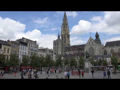 Antwerp - Antwerpen in 4K (Ultra HD)