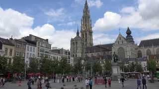Antwerp - Antwerpen in 4K (Ultra HD)
