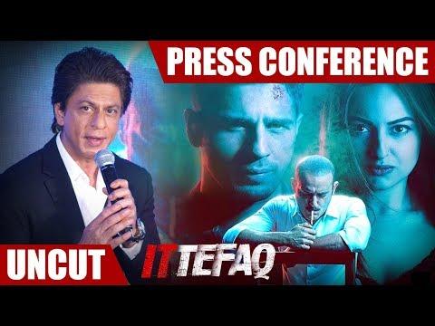 UNCUT | Ittefaq Full Press Conference | Shah Rukh Khan | Karan Johar | Sonakshi Sinha