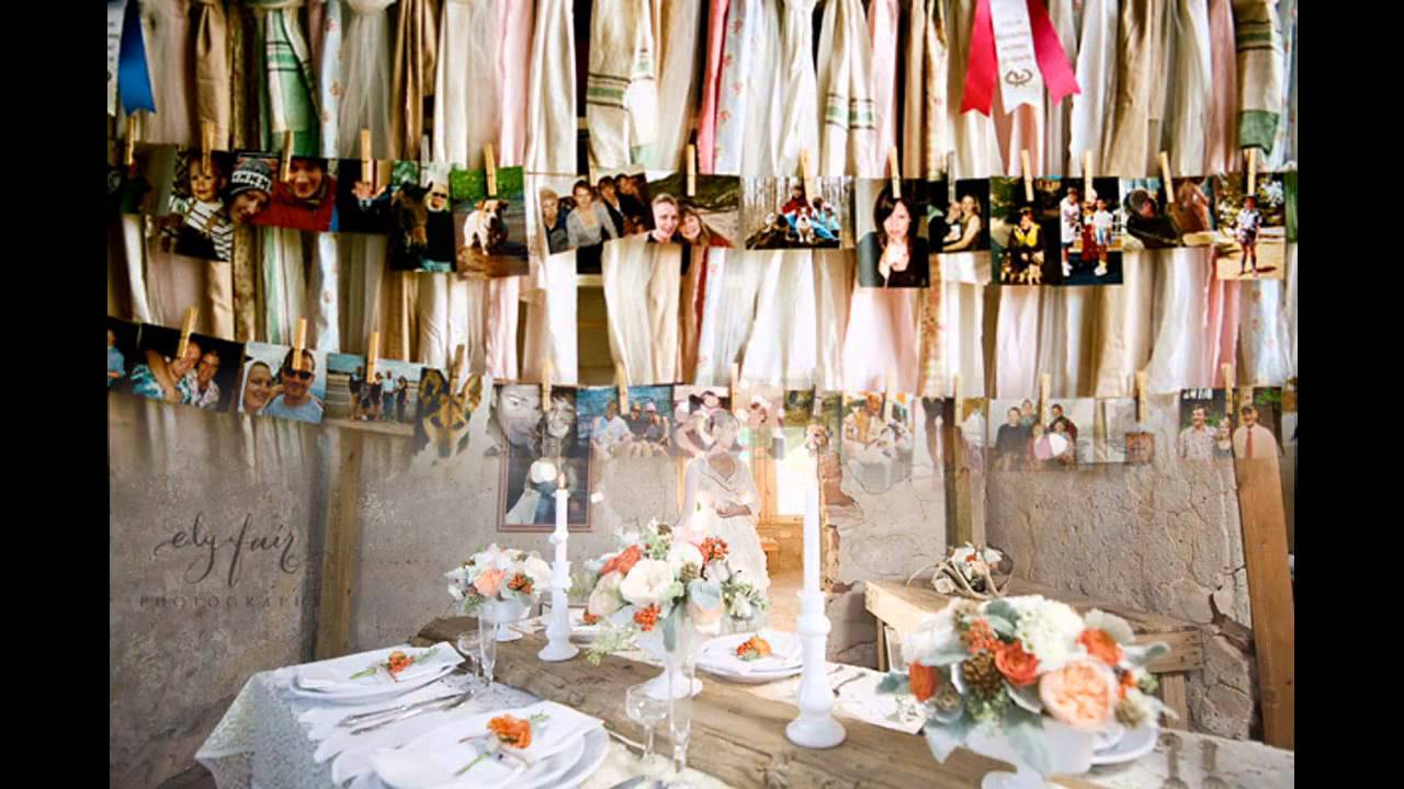 Good diy rustic wedding decorations ideas youtube good diy rustic wedding decorations ideas junglespirit Images