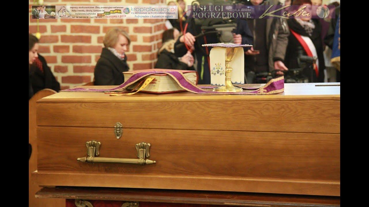 Przemówienia podczas ceremonia Pogrzebowej ś.p. ks. Jana Kaczkowskiego