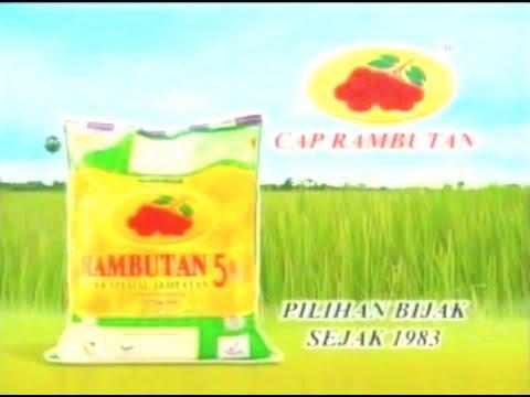 Iklan Beras Cap Rambutan (versi paling penuh)