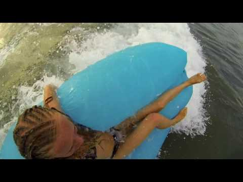 Riding Waves on a WindyCoach - Air Lounger Abuse Test