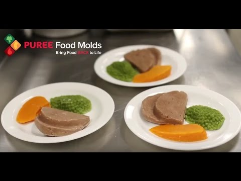 Puree Food Molds - St Vincents Hospital Experience
