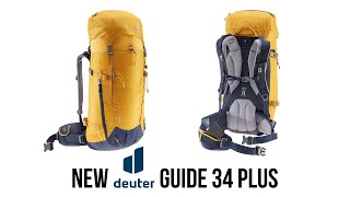 SPOTLIGHT: Deuter - Guide 34+