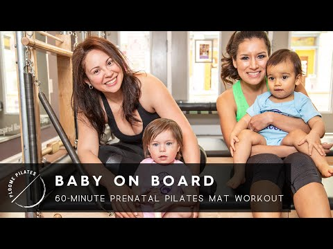 Ploome Peak Performance Prenatal Workout 1: Mat 60-Min.
