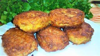 Вкуснейшая Рыбка в Картофельной Шубе
