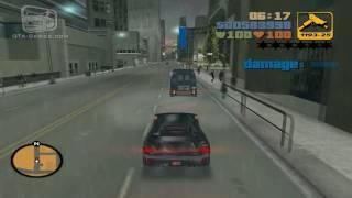 GTA 3 - Walkthrough - Mission #50 - Escort Service (HD)