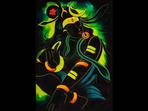 Jai Mata Di Hd Wallpaper Shrishti Arts The Great Lord Shiva Abstract Art Youtube