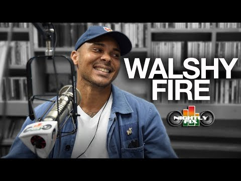 Walshy Fire addresses Major Lazer cultural appropriation criticism, upcoming album & more