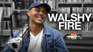 Walshy Fire addresses Major Lazer cultural appropriation criticism, upcoming album & mo ...