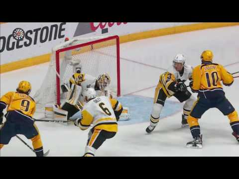 NHL Referees blow opening Goal for Nashville in Game 6.