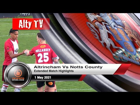 Altrincham Notts County Goals And Highlights