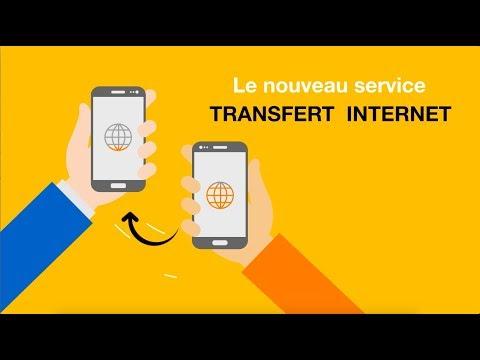 [Transfert Internet] : Comment ça Marche Pour Les Clients Forfait Orange ?