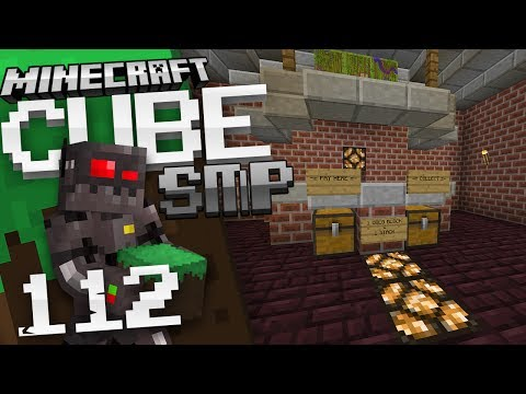 Minecraft Cube SMP S1 Episode 112: Adjustments