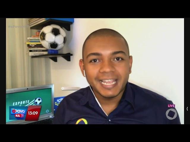Hora de Esporte - 15 04 2021 - O Povo na TV