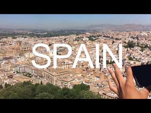 2017 EF Spain Trip!