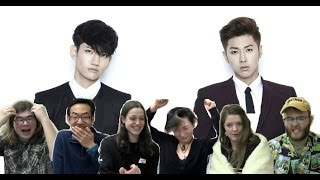 Classical Musicians React: TVXQ! 'Something' vs 'Catch Me'