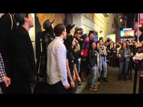 The Cast of Allegiance Performs at Hamilton's #Ham4Ham Show