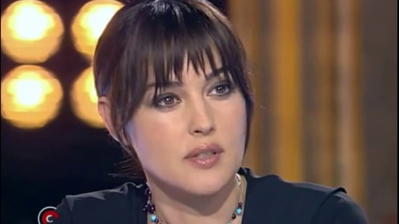 Monica Bellucci figura