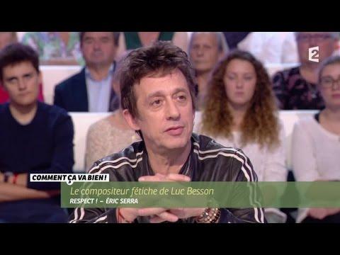 [CULTURE G ] Eric Serra, compositeur fétiche de Luc Besson #CCVB