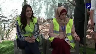 جلالة الملكة رانيا تقوم بزيارة جمعية دار الأيتام الأردنية الخيرية خلال شهر رمضان - (21-5-2018)
