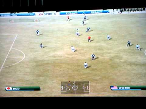 USA VS Japan 2010 FIFA World Cup South Africa