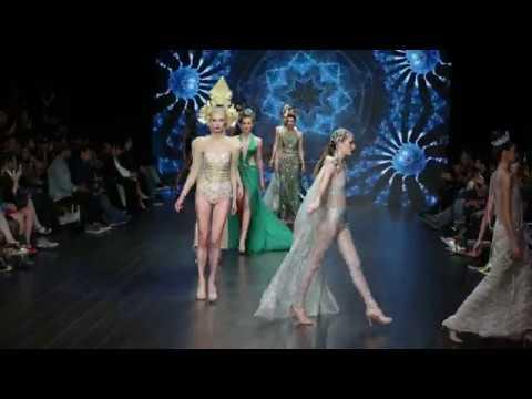 Diana Couture Models LA Fashion Week