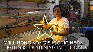 Meet Hong Kong's neon sign maker