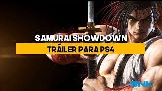 SAMURAI SHODOWN anunciado para PS4 - TGS 2018