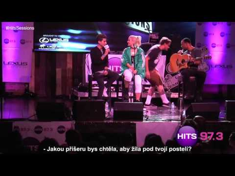 HITS 97.3 - Hits Sessions With Bebe Rexha (CZ TITULKY)
