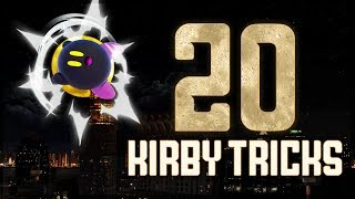 Smash Ultimate - 20 Cool Kirby Tricks (8.0.0 friendly)