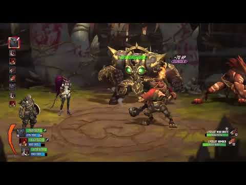 Battle Chasers: Nightwar - 20200626-01 |