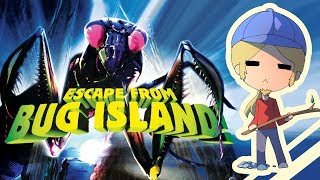 Escape From Bug Island - BearOnStilts Review