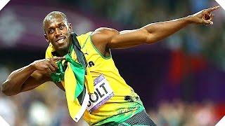 I AM BOLT Bande Annonce (Usain Bolt, Neymar - 2016...