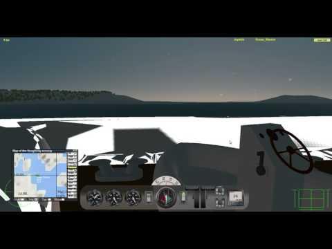[Vehicle Simulator] Ocean Warrior Private Yacht leaving Hong Kong to South China Sea part 1