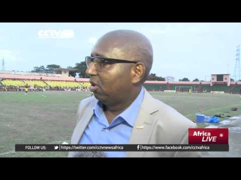 Guinea's sports recovering from deadly Ebola epidemic